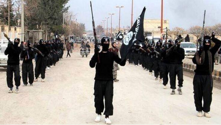 Kejahatan Teroris ISIS