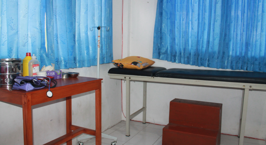 klinik putra PZH Genggong,