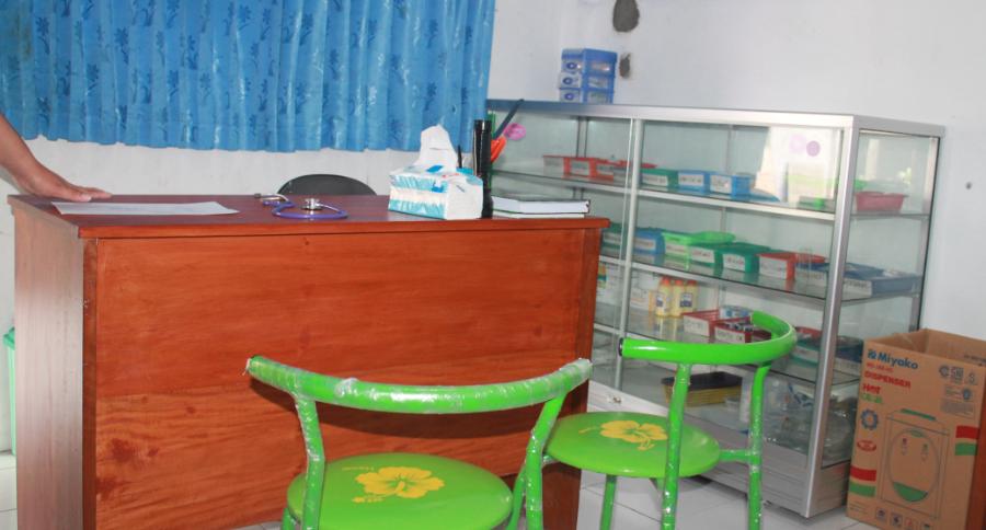 klinik putra PZH Genggong
