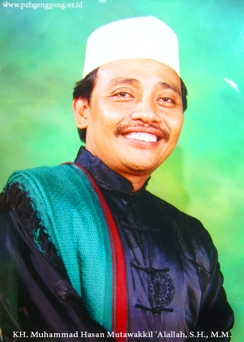 Foto KH. Muhammad Hasan Mutawakkil 'Alallah, S.H., M.M.