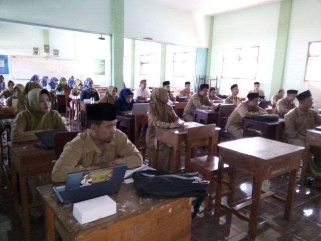 In House Training (IHT) Implementasi Kurikulum 2013 (K-13)