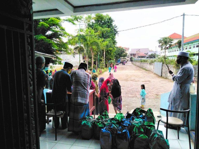 Ramadhan Berkah, Pesantren Zainul Hasan Genggong Kembali Berbagi