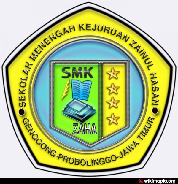 LOGO SMK Zainul Hasan Genggong